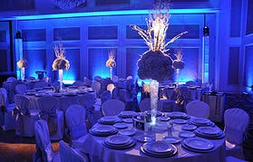 Orlando Wedding Uplighting