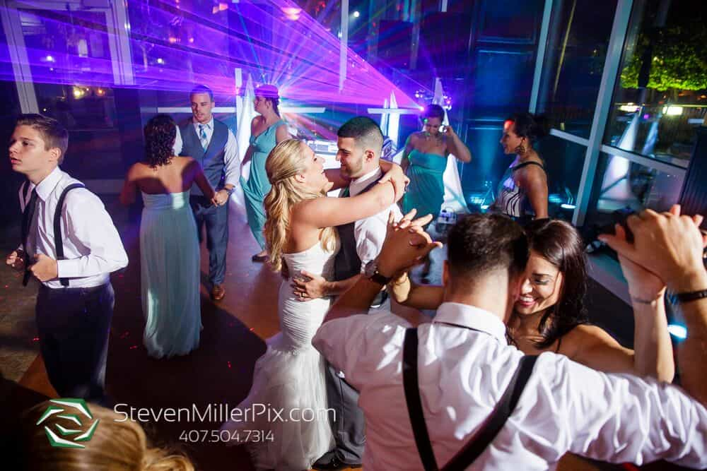 Photo of Couple at wedding DJ Services