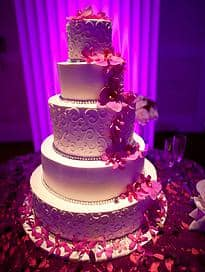 Cake Pin Spot Lighting