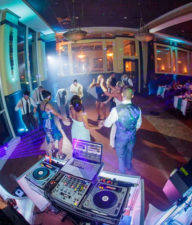 Photo of Wedding DJ in Orlando